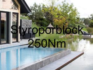 250Nm - Styroporblock-Pool