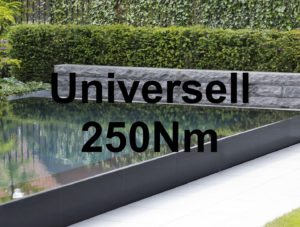 250Nm - universell